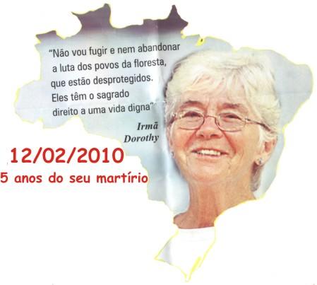 Cartas escritas por irmã Dorothy serão divulgadas por sua Congregação
