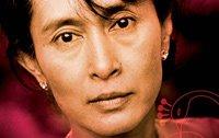 ganhadora Prêmio Nobel da Paz - Aung San Suu Kyi