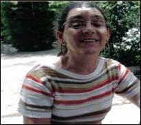 """Irmã Geralda Magela da Fonseca, conhecida como """"Irmã Geraldinha"""""""
