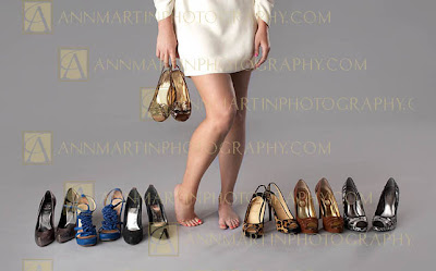 Plano senior pictures examples of poses with senior shoes collection