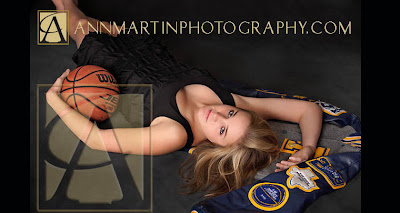 Makenzie Simon Frisco High School Frisco Texas girls basketball signed to play at Abilene Christian College high school senior pictures portraits with basketball