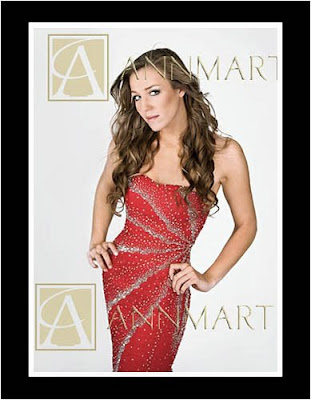 beauty queen pagent winner Miss Harris County Texas 2009 Kira Morris evening gown pictures
