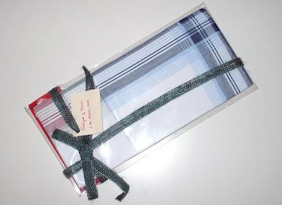 Pack de tres pañuelos
