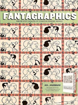 Catálogo Fantagraphics 2009