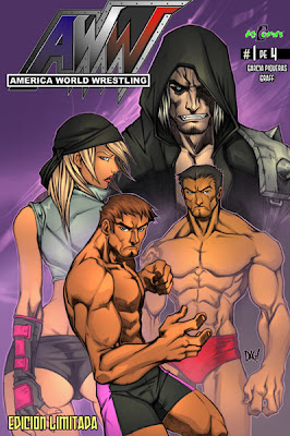 American World Wrestling