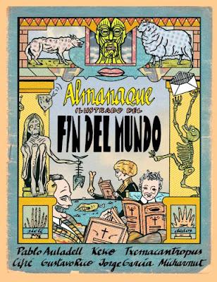 El Almanaque Ilustrado del fin del Mundo