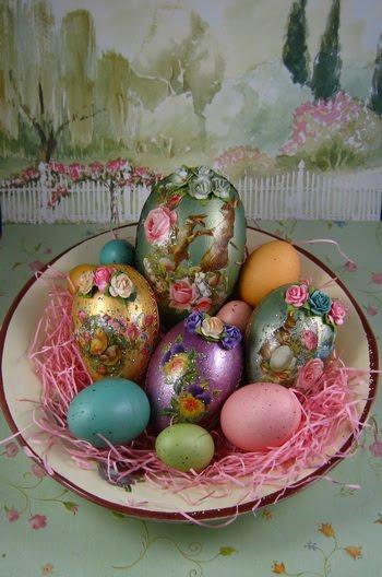 ~ Easter Eggs ~