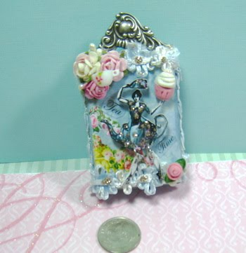 ~ Miniature Matchbox ~ Sold