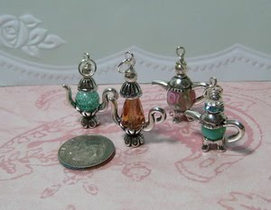 ~ New Teapot  Charms ~