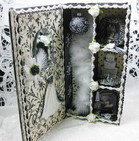 Inside shadow Box - By Kris Dickerson