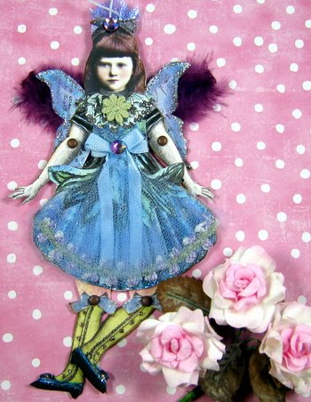 Paper Whimsy Paper doll