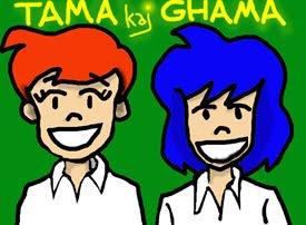 L'amuz-okazoj de Tama kaj Ghama