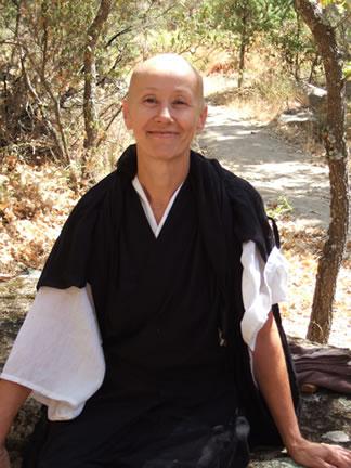 Avec Barbara, le zen a trouvé...