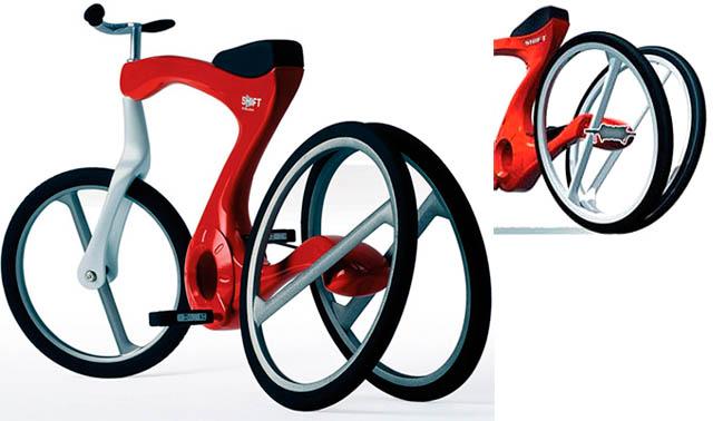 Sepedah unik 1