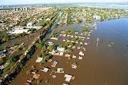 LA INUNDACION DEL SALADO inundacion