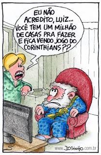 charge do Dorinho no Propaganda   Marketing. c5b19e726e3