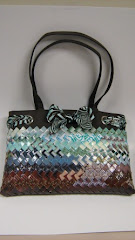 Purse made by Johanne