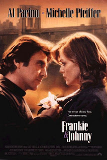 Frankie y Johnny Poster