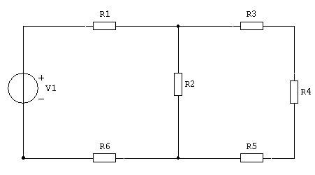 Solving Resistorson Series Parallel Circuit Resistance