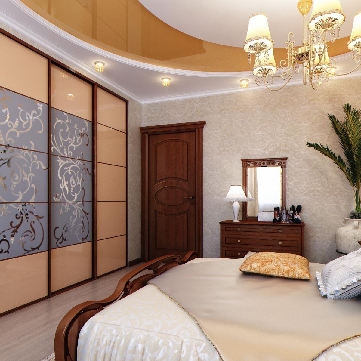 Интересные женские дизайны спален 5