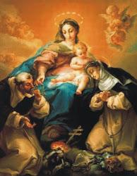 Nossa Senhora do Rosário, intercedei por nós!