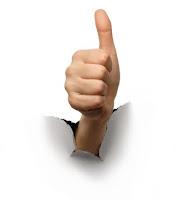 Thumbs Up ... Milestone Achieved