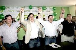 Inicio de campaña electoral 2010