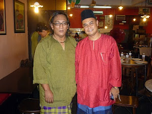 bersama azlan Ipoh Station Cafe & Restoran