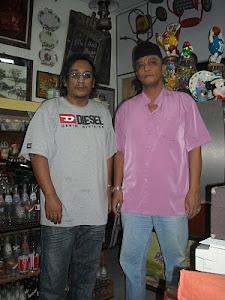 Bersama Hj.Zul Pontian.Johor