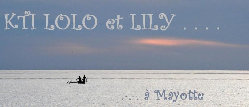 Kti Lolo et Lily . . . .