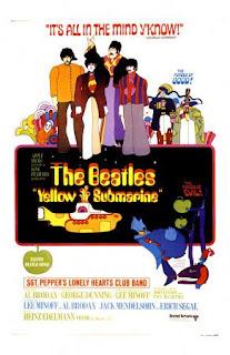 """20.  """"The Beatles: Желтая подводная лодка """", 1968 (Автор Хайнц Эдельман)"""