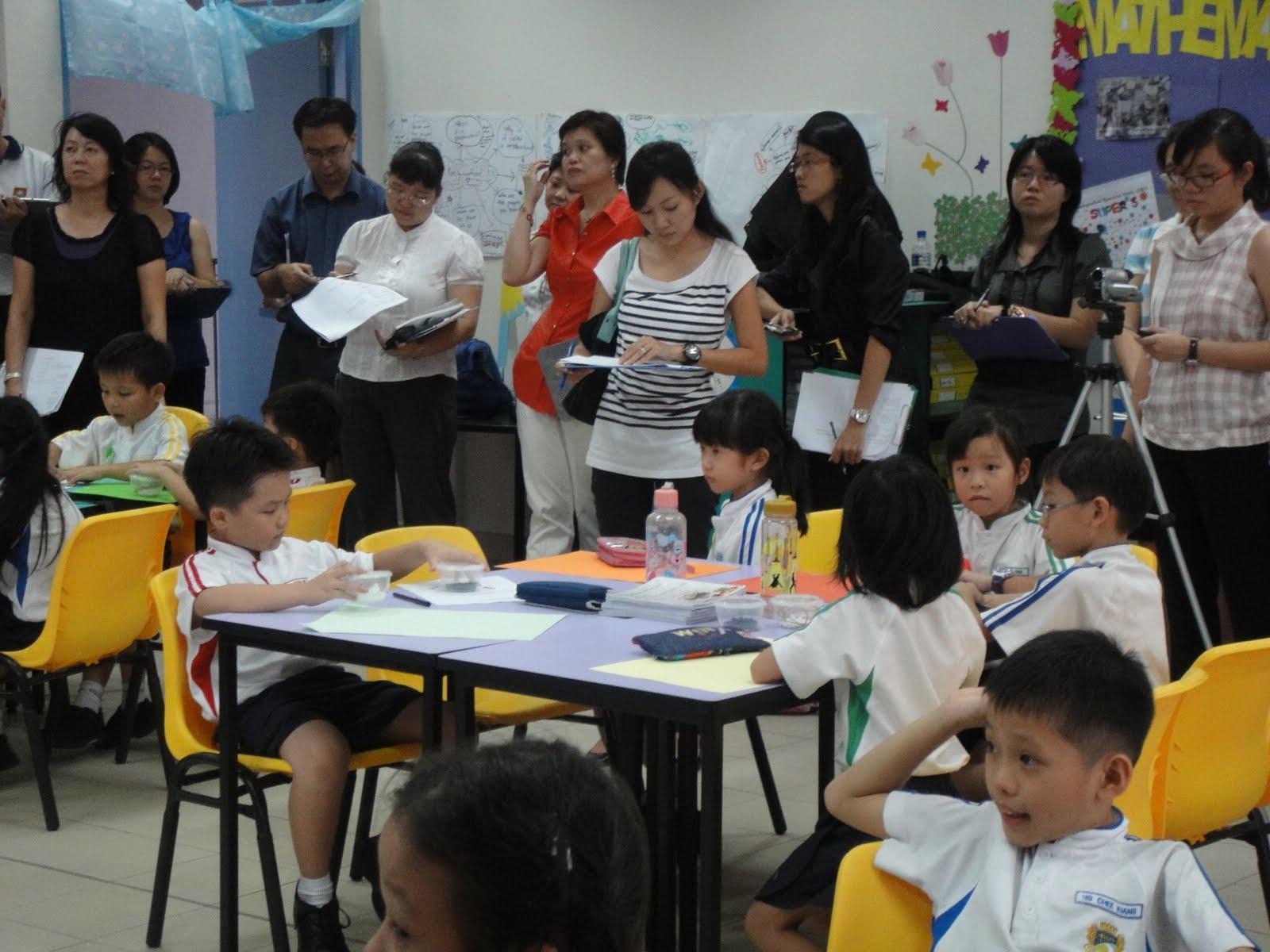 Lesson study in singapore lesson study in north vista for Vista pri