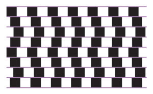 straightlines Illusion