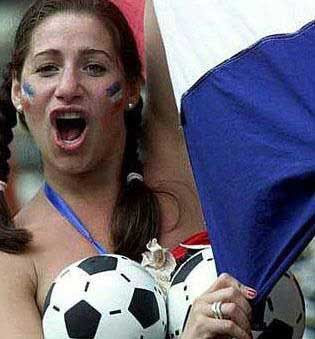 soccer bra