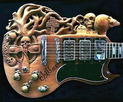 Wierdest Guitars
