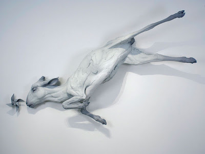 Animal sculptures created