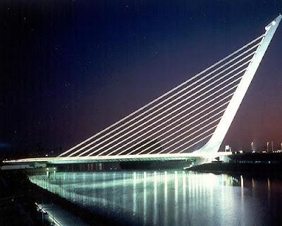Puente del Alamillo, Seville