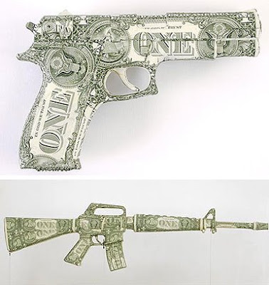 Money Sculpture - Art