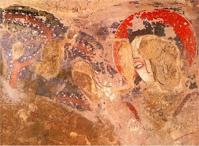 World Oldest Oil Paintings Found in Caves
