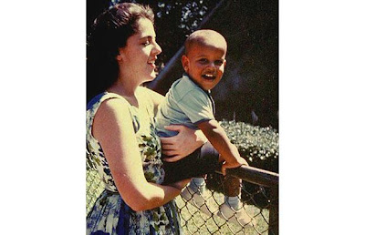 His mother, Ann Dunham, hailed from Wichita, Kansas