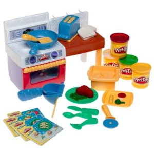 momma bear 39 s tales toy review play doh kitchen set. Black Bedroom Furniture Sets. Home Design Ideas