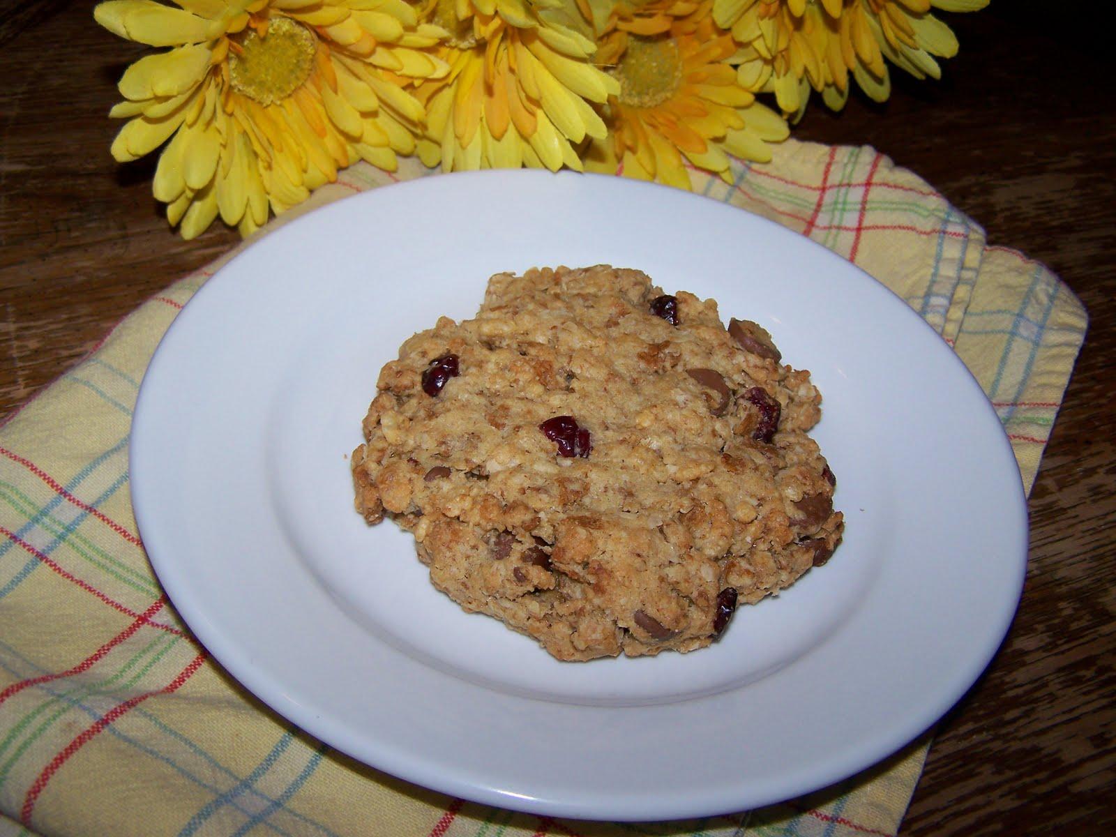 """My Sisters' Cucina: Jumbo """"Whatever"""" Breakfast Cookies"""
