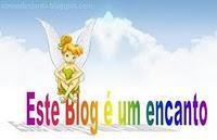 Selinho: Blog Encantado...