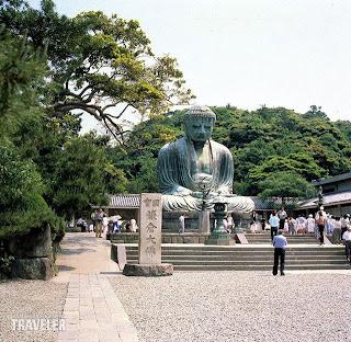Статуя Будды в Наре