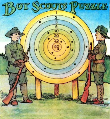 boy scouts puzzle