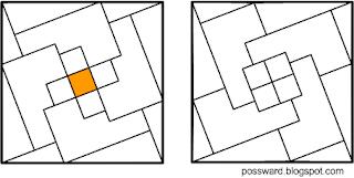 исчезнувший квадрат