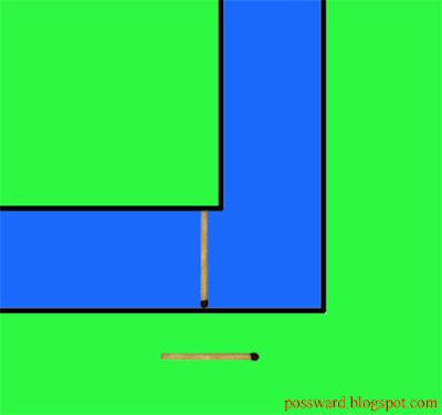 Как построить мост из двух досок?