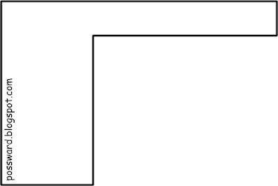 Разрезать на две равные части