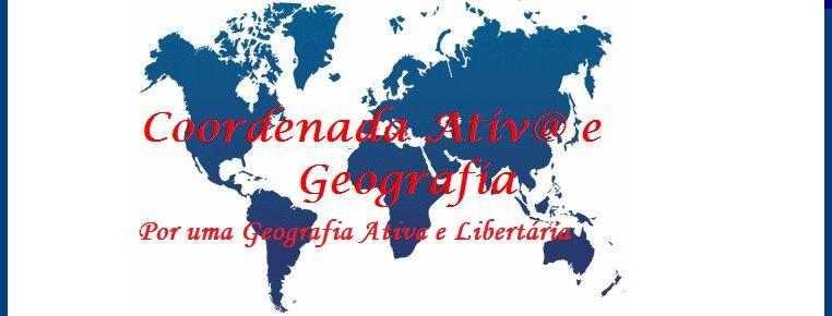 Coordenada Ativa e Geografia