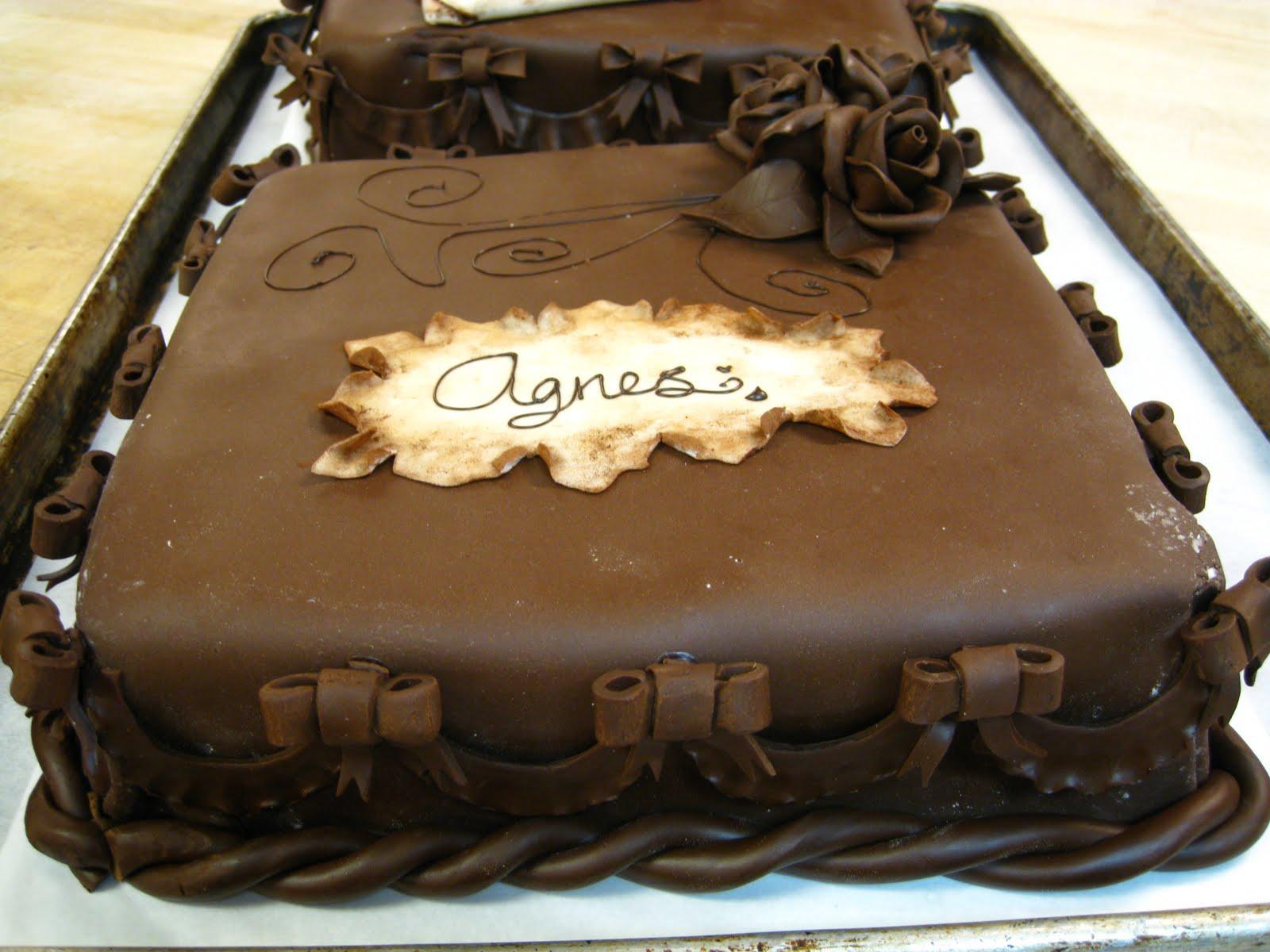 Joconde Cake High Ratio